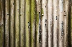 Ferro ondulado Imagem de Stock