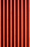Ferro ondulato fotografia stock libera da diritti