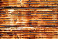 Ferro oxidado Fotos de Stock Royalty Free