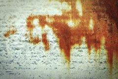 Ferro oxidado Fotografia de Stock Royalty Free