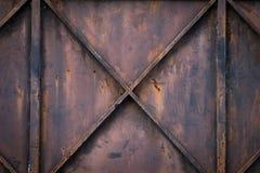 Ferro oxidado Imagens de Stock