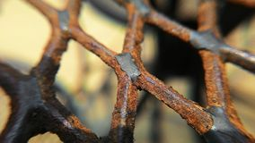 Ferro oxidado Foto de Stock Royalty Free