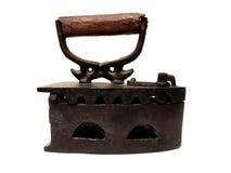 Ferro oxidado antigo Fotografia de Stock Royalty Free