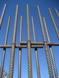 Ferro per costruzione fotografia stock libera da diritti