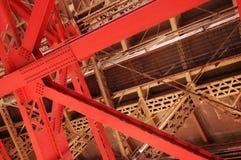 Ferro Tangled Imagens de Stock