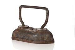 Ferro velho Foto de Stock