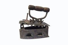 Ferro velho isolado Imagem de Stock