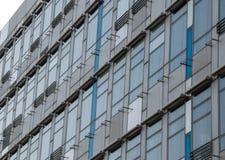 Ferro Windows Fotografie Stock