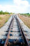 Ferrocarril Foto de archivo