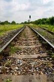Ferrocarril Imagen de archivo