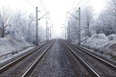 Ferrocarril Imagenes de archivo