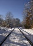 Ferrocarril fotografía de archivo