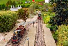 Ferrocarril Foto de archivo libre de regalías