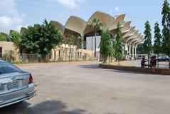 Ferrocarril Dacca Bangladesh de Kamalapur imágenes de archivo libres de regalías