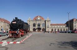 Ferrocarril de Arad Foto de archivo