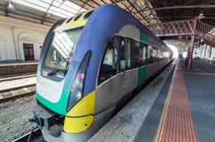 Ferrocarril de Ballarat Imágenes de archivo libres de regalías