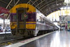 Ferrocarril de Bangkok Fotos de archivo libres de regalías