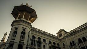 Ferrocarril de Kuala Lumpur Imagen de archivo libre de regalías