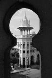 Ferrocarril de Kuala Lumpur Fotografía de archivo libre de regalías