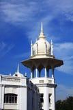 Ferrocarril de la historia en Kuala Lumpur fotografía de archivo libre de regalías
