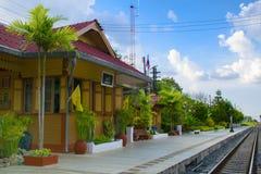 Ferrocarril de Saraphi imagen de archivo