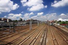 Ferrocarril de Taiwán fotografía de archivo