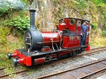 Ferrocarril de Talylln Fotos de archivo libres de regalías