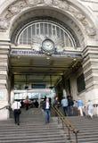 Ferrocarril de Waterloo Fotos de archivo libres de regalías