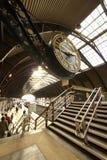 Ferrocarril de York, Inglaterra Fotografía de archivo libre de regalías