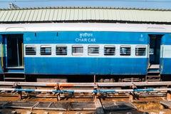 Ferrocarril del empalme de la ciudad de Bengaluru en Bangalore, la India fotos de archivo