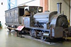 Ferrocarril del vapor Fotos de archivo