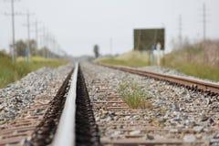 Ferrocarril Griffith NSW Australia 4 del país Fotos de archivo libres de regalías