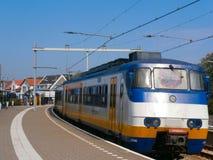 Ferrocarril holandés Imagen de archivo libre de regalías