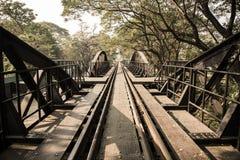 Ferrocarril muerto Imagenes de archivo