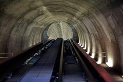 Ferrocarril Perugia de Minimetro Foto de archivo