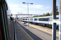 Ferrocarril Reino Unido de Chingford Foto de archivo