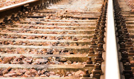 Ferrocarril, Trento Italia Imagen de archivo