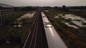 ferrocarriles Fotos de archivo libres de regalías
