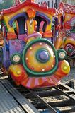 Ferrocarriles de los niños en día Imagen de archivo