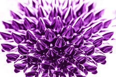 Ferrofluid Stock Photo