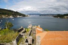 Ferrol bay Stock Image