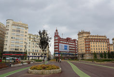 Ferrol Royalty Free Stock Photos