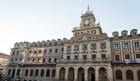 Ferrol city hall Royalty Free Stock Photo