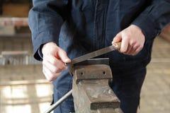Ferronnerie Photographie stock libre de droits