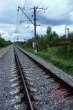 Ferrovia immagine stock libera da diritti