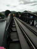 Ferrovia Fotografie Stock
