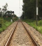 Ferrovia Imagens de Stock