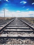 Ferrovia Immagini Stock