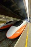 Ferrovia ad alta velocità di Taiwan Fotografie Stock