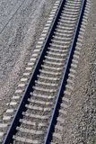 Ferrovia da sopra Immagini Stock Libere da Diritti